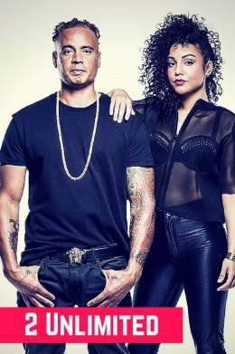 2 Unlimited with new singer!